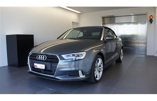Audi A3 Cabriolet 2.0 TFSI Sport S-tronic