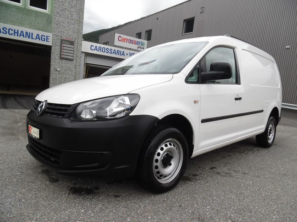 VW Caddy Maxi 2.0 TDI 4Motion