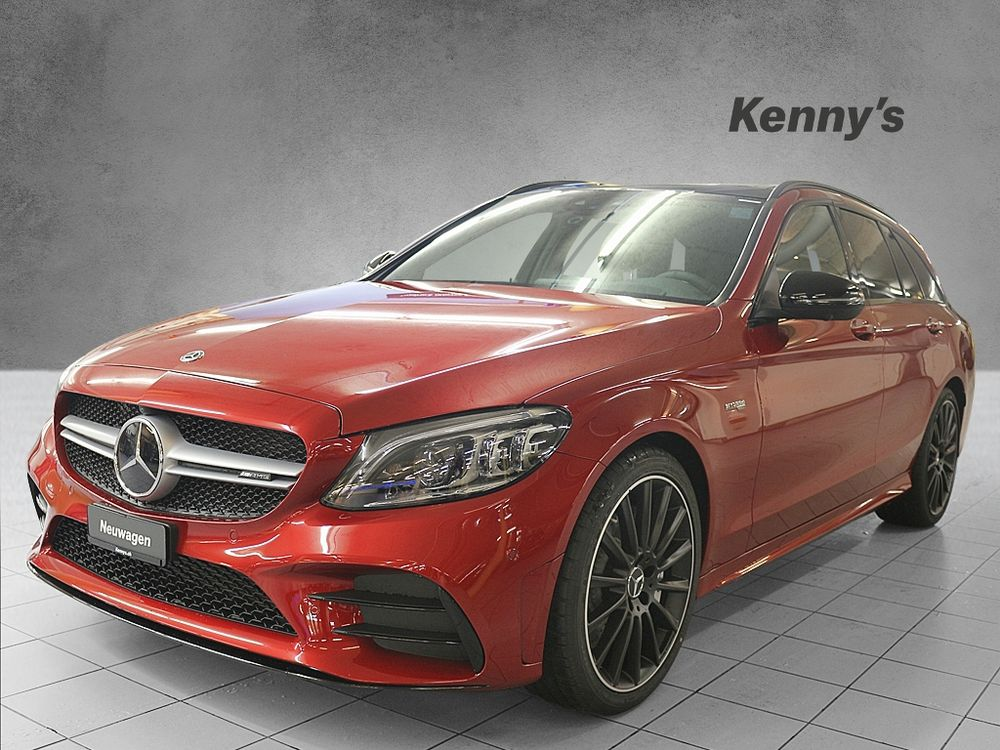 Mercedes-Benz C 43 AMG 4Matic Kombi
