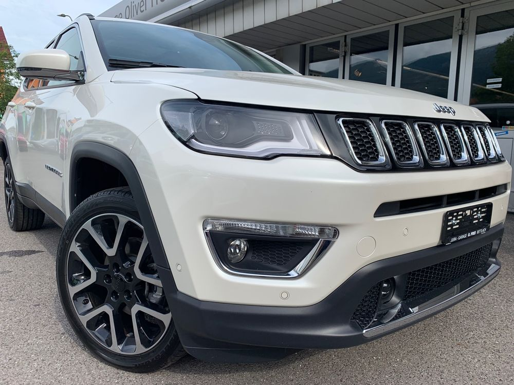 Jeep Compass 2.0 CRD Limited AWD