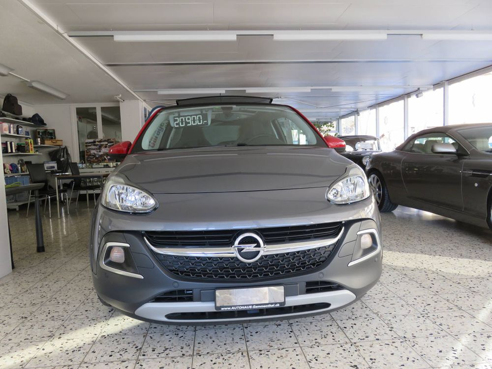 Opel Adam 1.4i Turbo Rocks S S/S