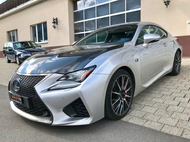 Lexus RC F 5.0 V8 Carbon Automatic