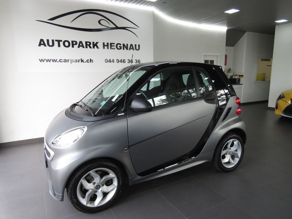 Smart fortwo pulse softouch
