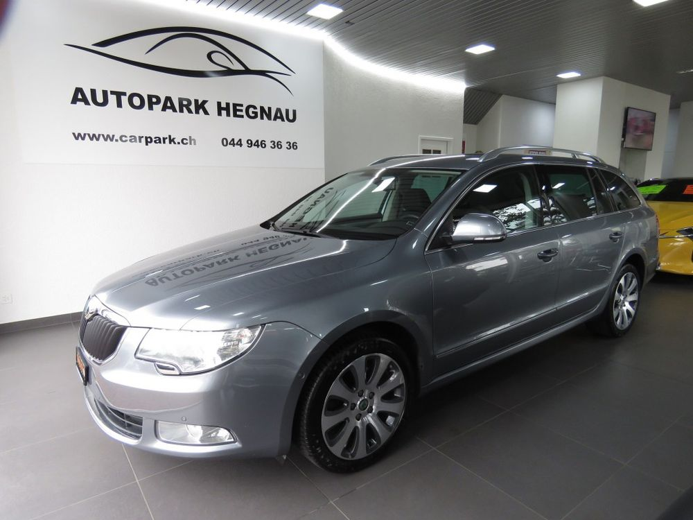 Skoda Superb Combi 2.0 TDi Ambition 4x4 DSG