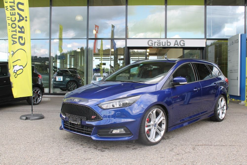 Ford Focus 2.0 SCTi ST3