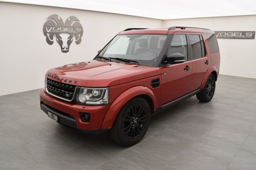 Land Rover DISCOVERY 3.0 V6 340 HSE