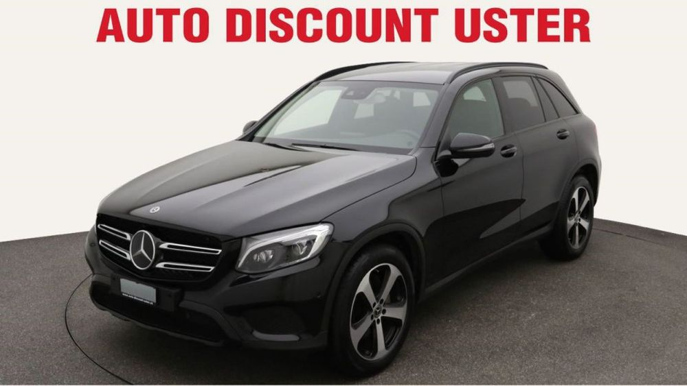 Mercedes-Benz GLC 350 d Exclusive 4Matic 9G-Tronic