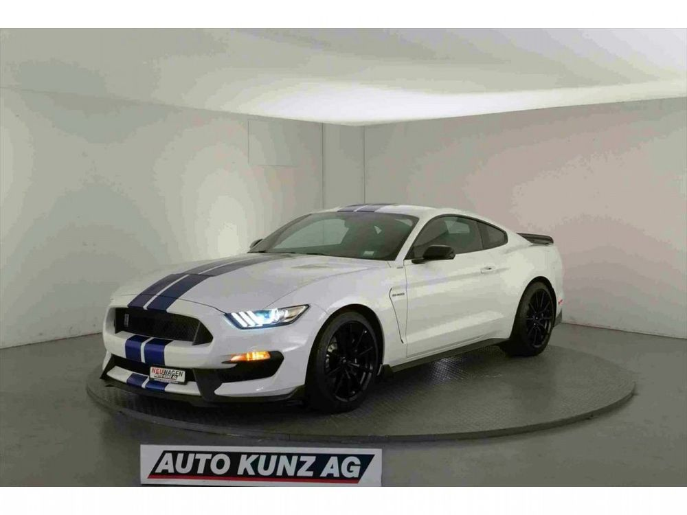 Ford MUSTANG Shelby Fastback GT350 5.2 TI-VCT
