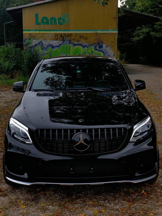Mercedes-Benz GLE Coupé 450 AMG 4Matic 9G-Tronic