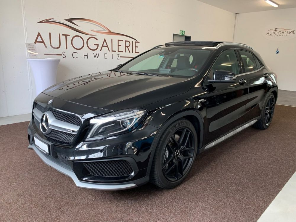 Mercedes-Benz GLA 45 AMG 4Matic 7G-DCT * Panorama * P