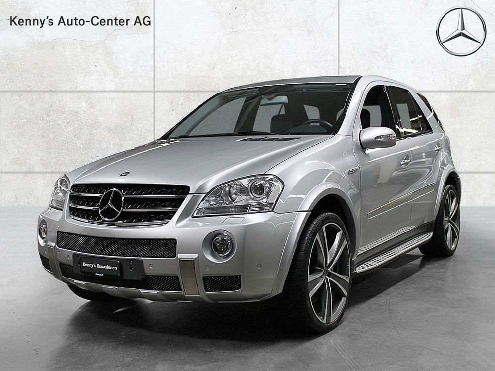 Mercedes-Benz ML 63 V8 AMG