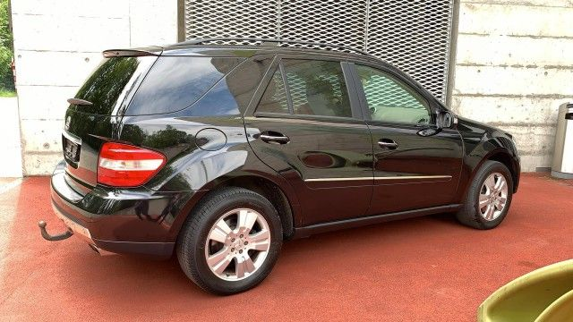 Mercedes-Benz ML 500 4Matic 7G-Tronic