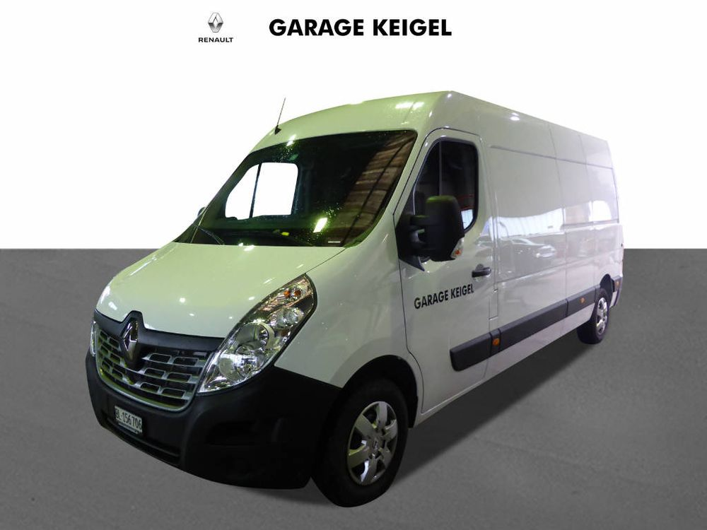 Renault Master Kaw. 3.5 t L3H2 2.3 dCi 130