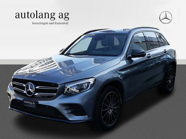 Mercedes-Benz GLC 250 d AMG Line 4Matic