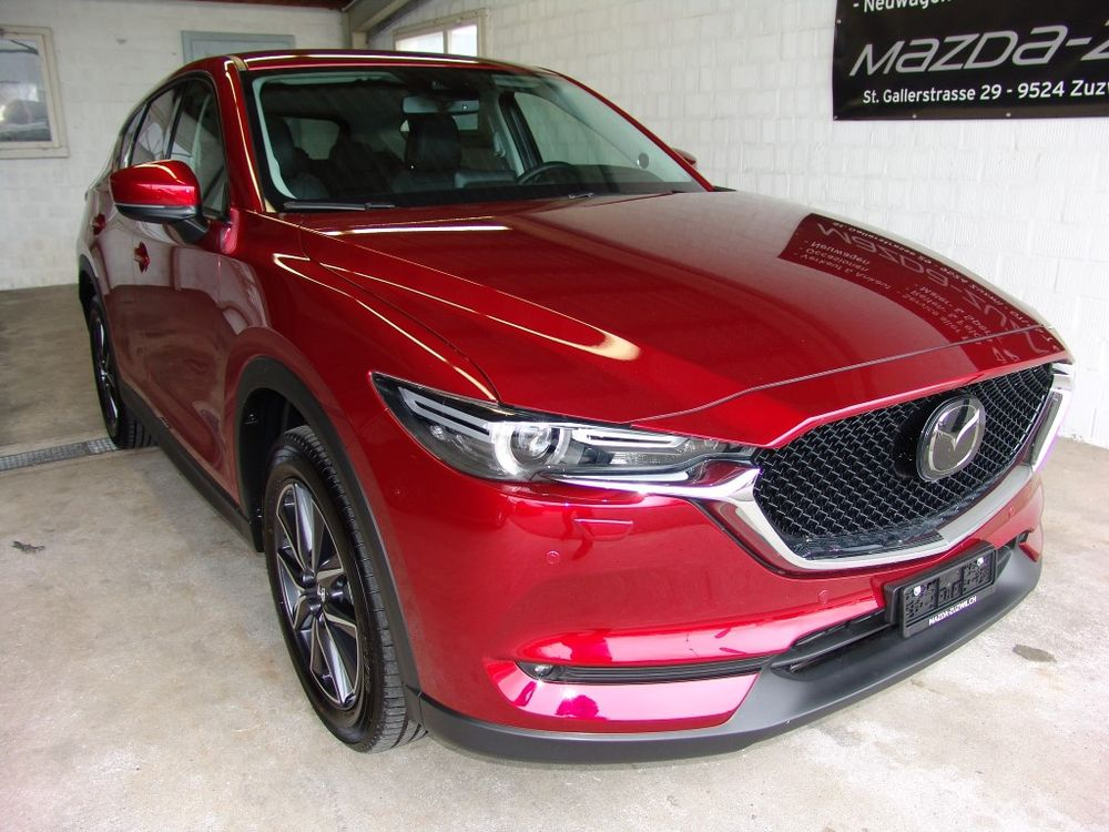 Mazda CX-5 2.2 D 184 Rev. AWD AT Cruise Pack