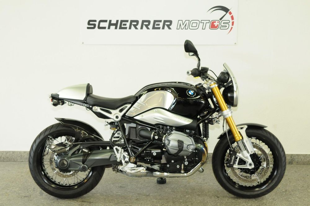 BMW R nine T ABS