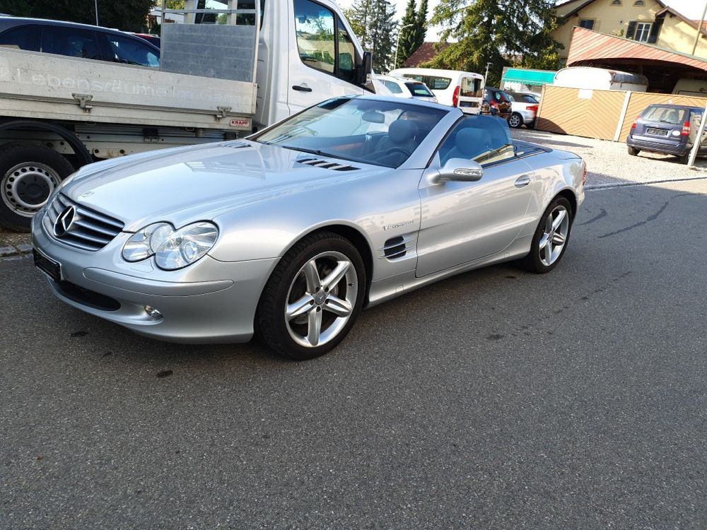 Mercedes-Benz SL 500 Automatic