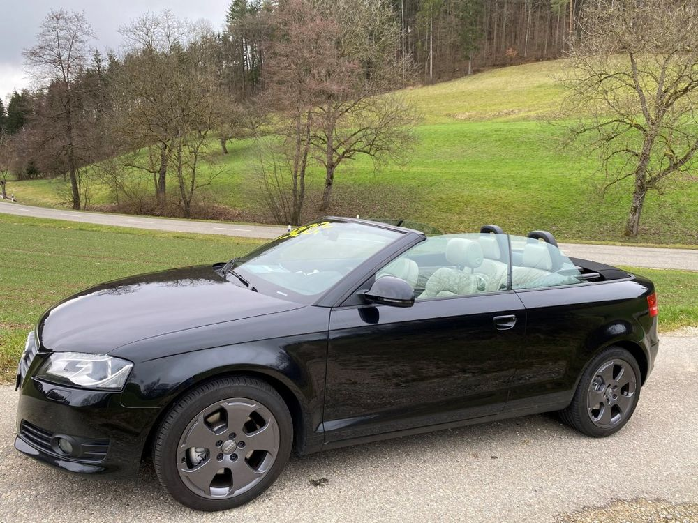 Audi A3 Cabriolet 2.0 TFSI Ambition S-tronic