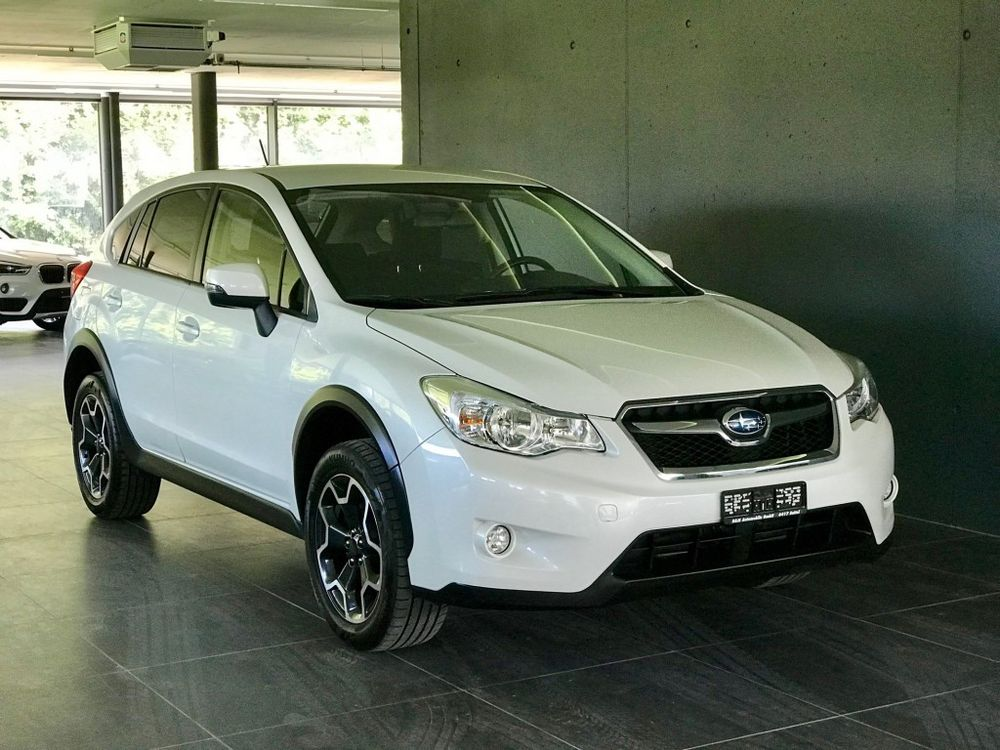 Subaru XV 2.0 Swiss Two AWD CVT