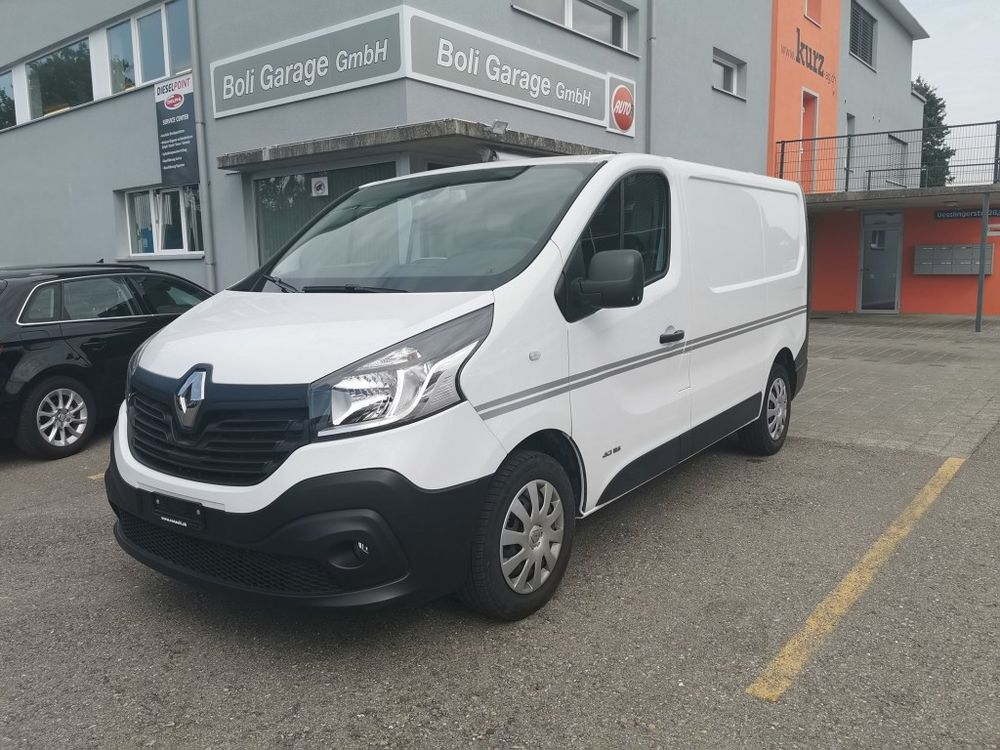 Renault Trafic 1.6 dCi 115 2.9t Business L1H1