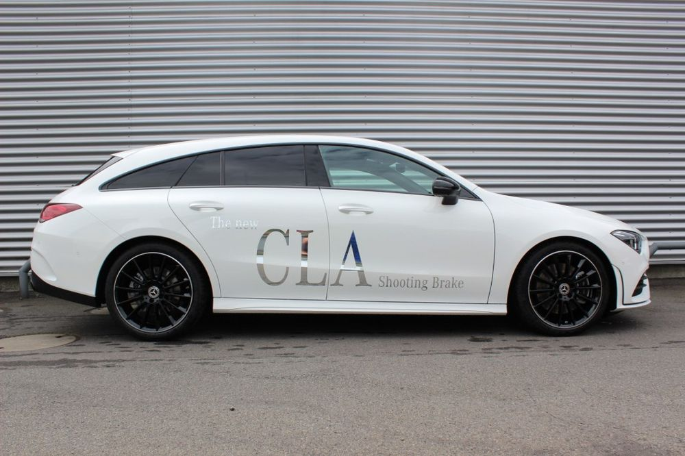 Mercedes-Benz CLA Shooting Brake 250 7G-DCT AMG Line