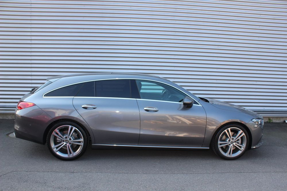 Mercedes-Benz CLA Shooting Brake 250 7G-DCT Progressi