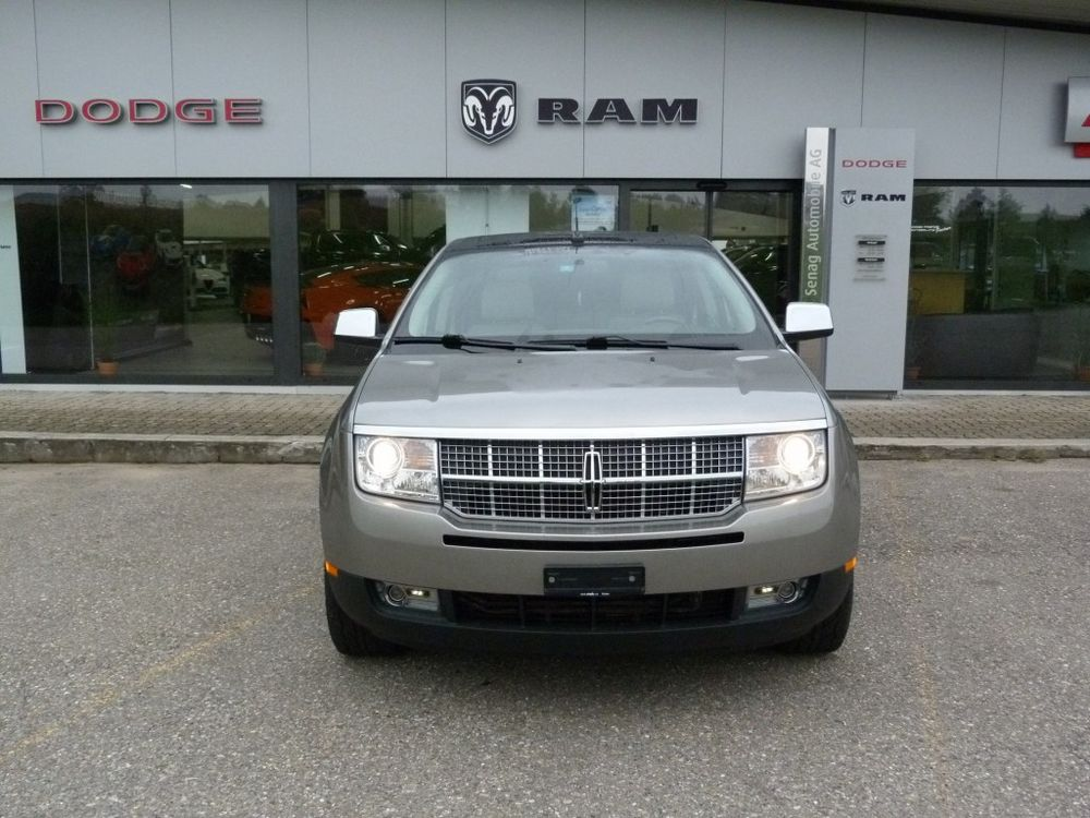 Lincoln MKX AWD