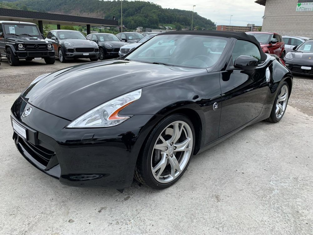 Nissan 370 Z Roadster Pack Automatic