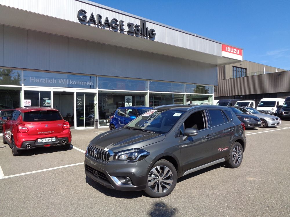 Suzuki SX4 S-Cross 1.4 T Piz Sulai Top 4WD AT