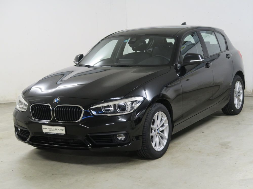 BMW 120d xDrive Steptronic