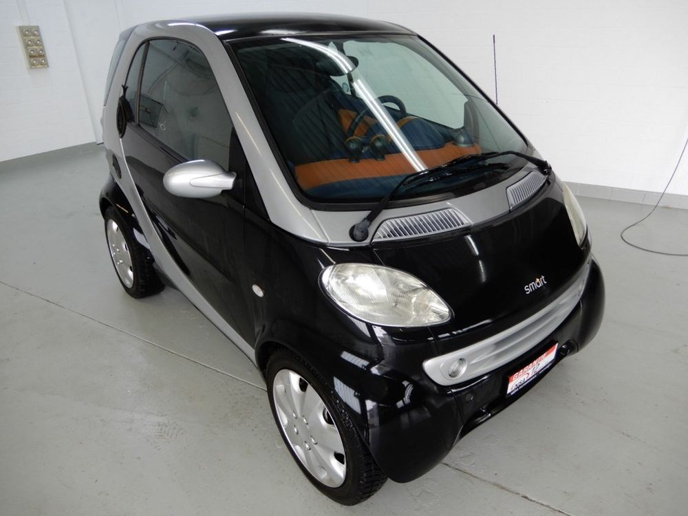 Smart fortwo limited 1
