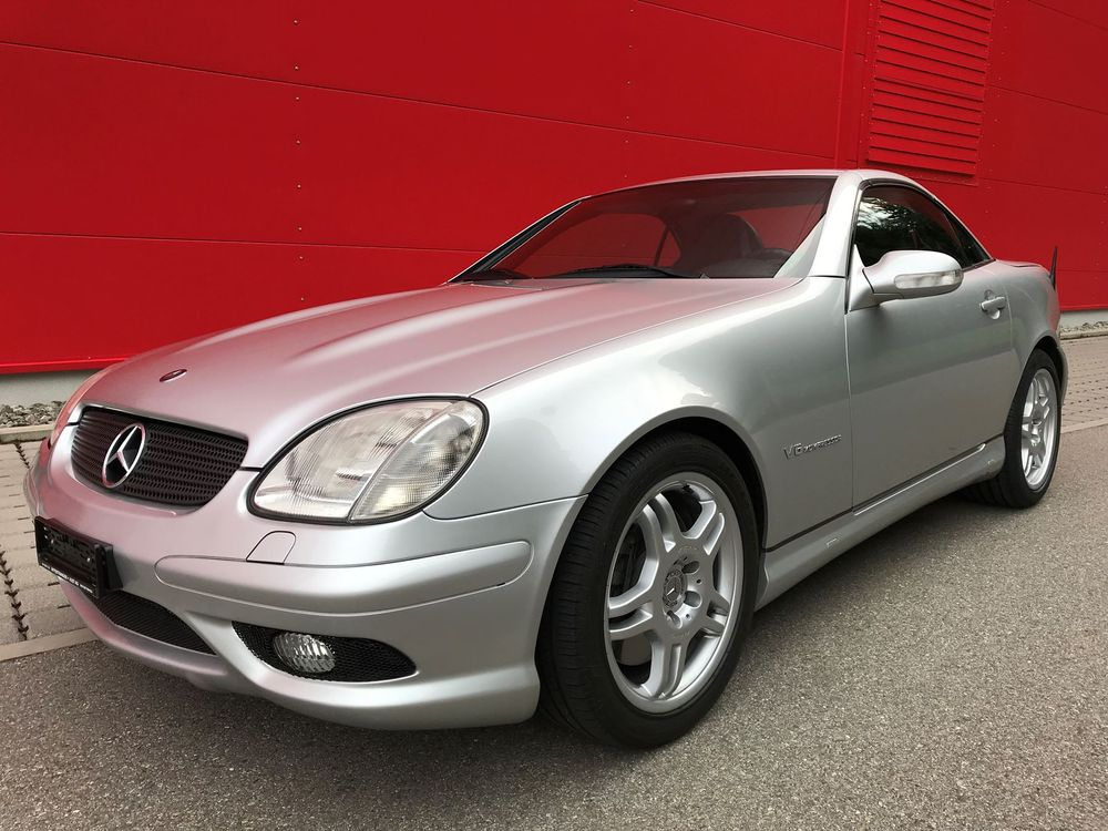 MERCEDES-BENZ SLK 32 AMG Automatic