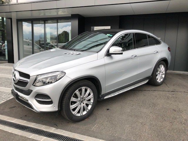 Mercedes-Benz GLE Coupé 350 d 4Matic