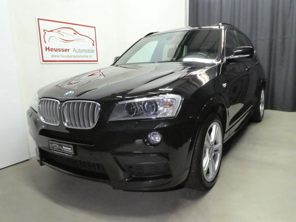 BMW X3 xDrive 35d Steptronic - M-Paket - 31