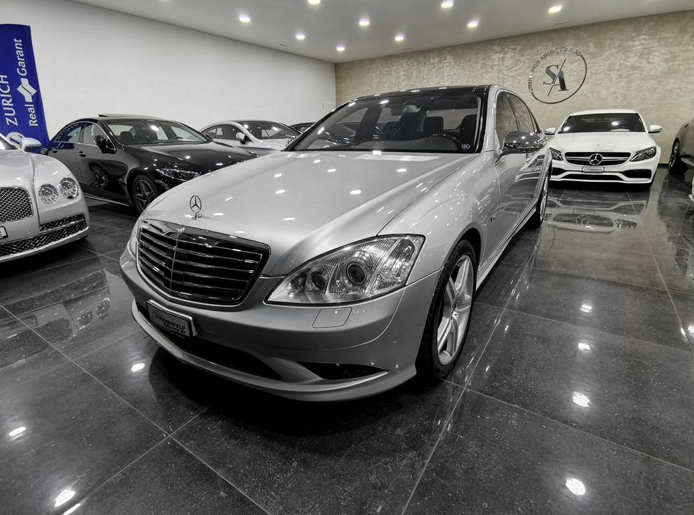 Mercedes-Benz S 600 L Automatic