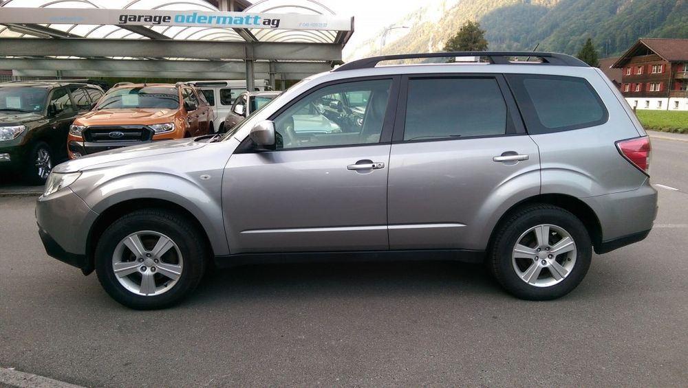 Subaru Forester 2.0XS Limited