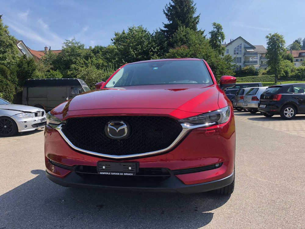 Mazda CX-5 2.5 Revolution AWD