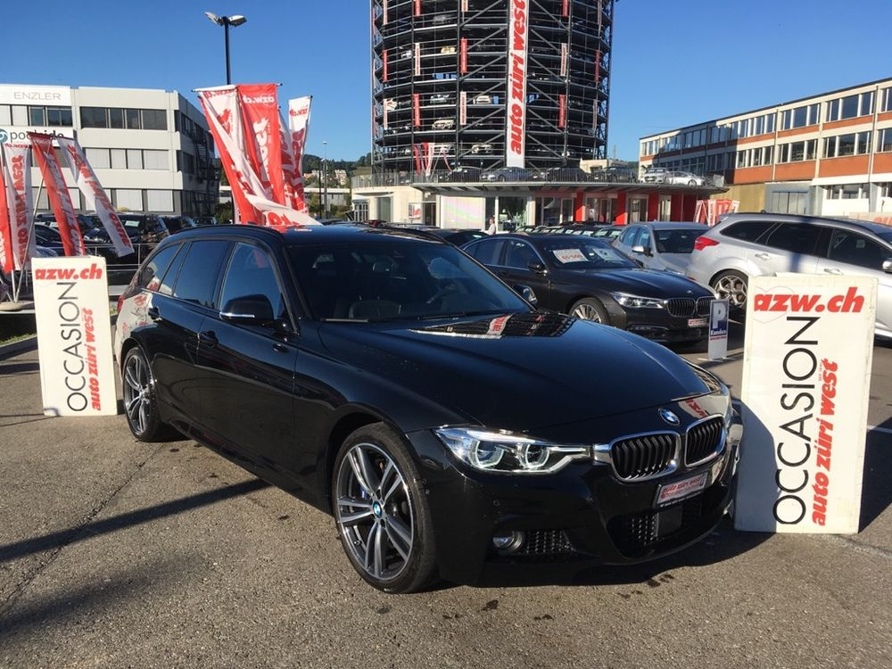 BMW 335d xDrive Touring M-Sport 313PS Aut.