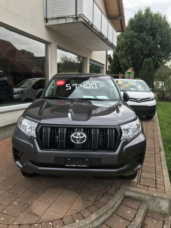Toyota Land Cruiser 2.8TD Active Automatic