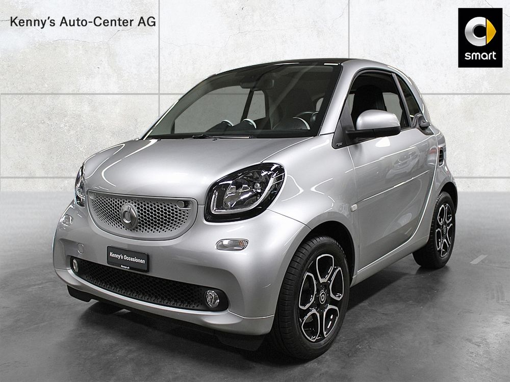 Smart Fortwo coupé prime 90PS