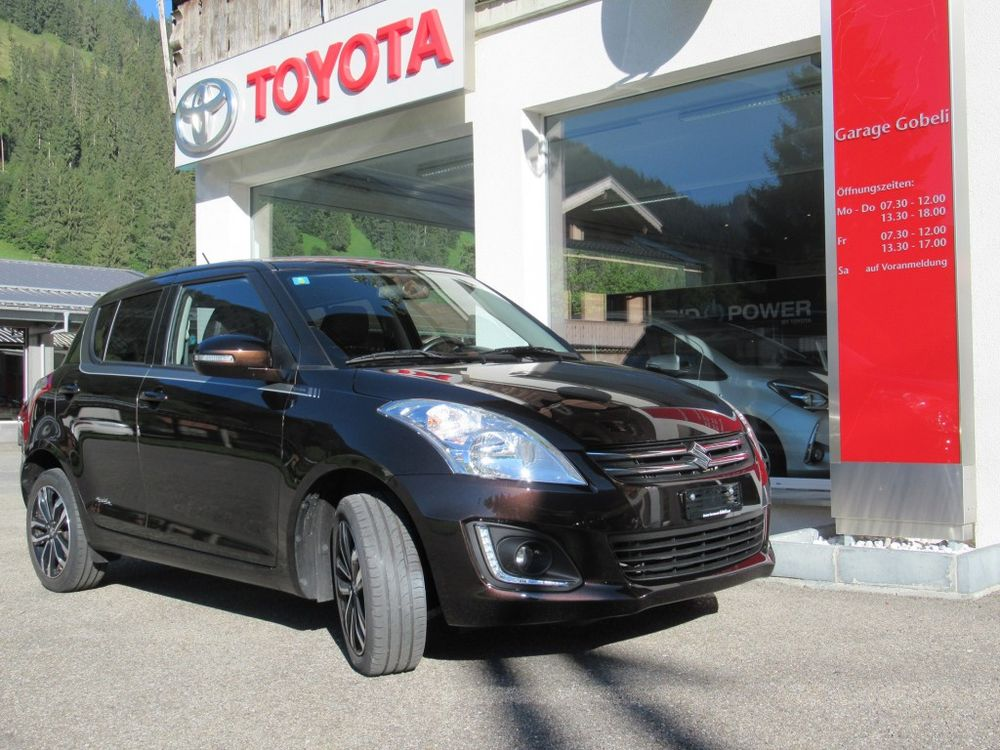 Suzuki Swift 1.2i 16V Sergio Cellano 4x4