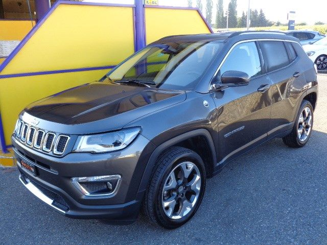 Jeep Compass 1.4 Turbo Opening Edition AWD 9