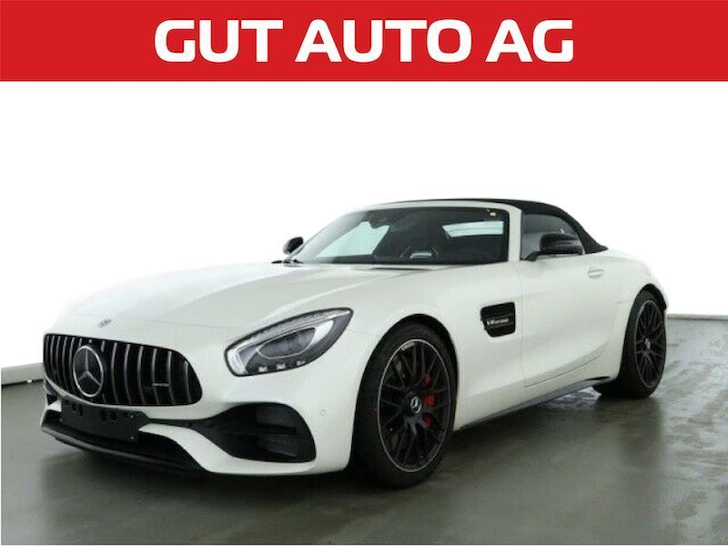 MERCEDES-BENZ AMG GT C Roadster Speedshift DCT