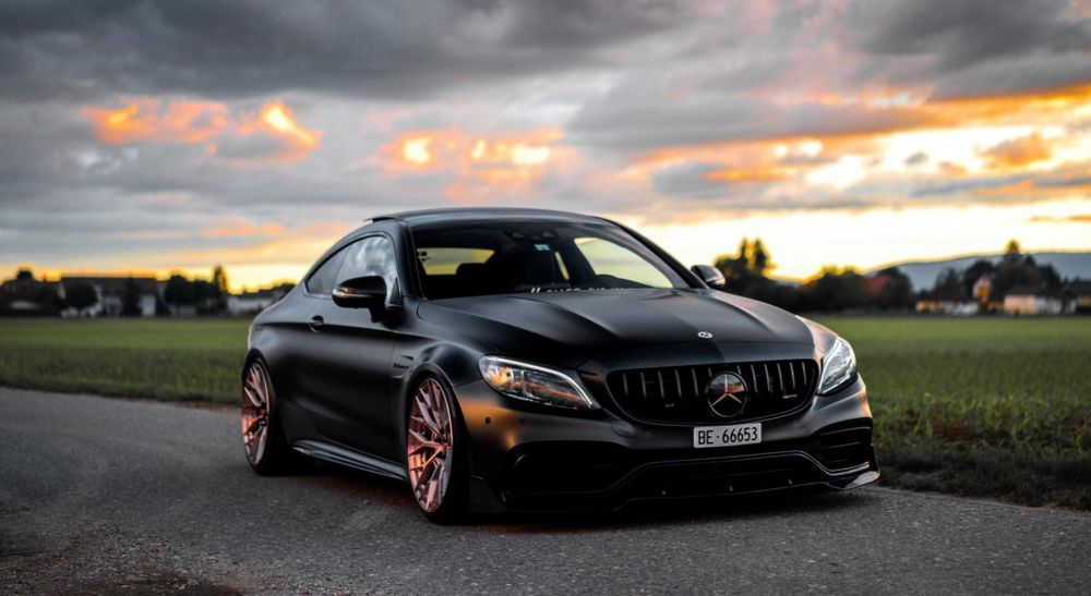 Mercedes-Benz C 63 S AMG 9G-tronic