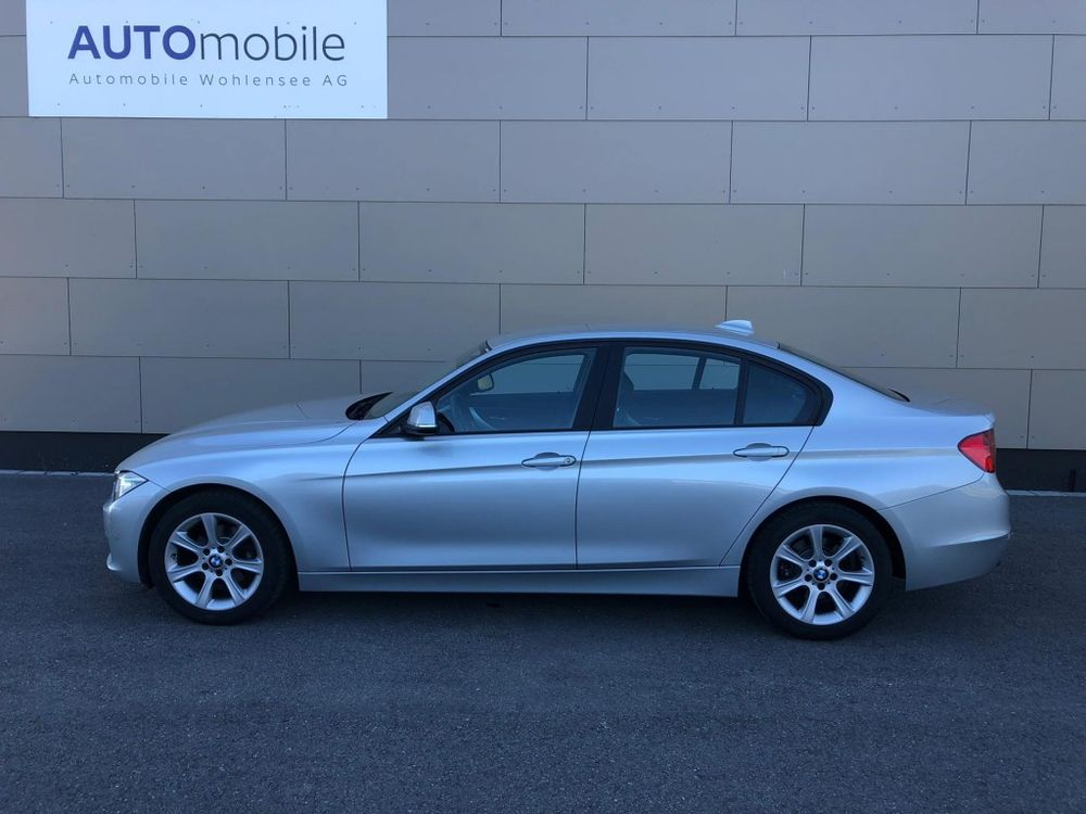 BMW 320i Steptronic