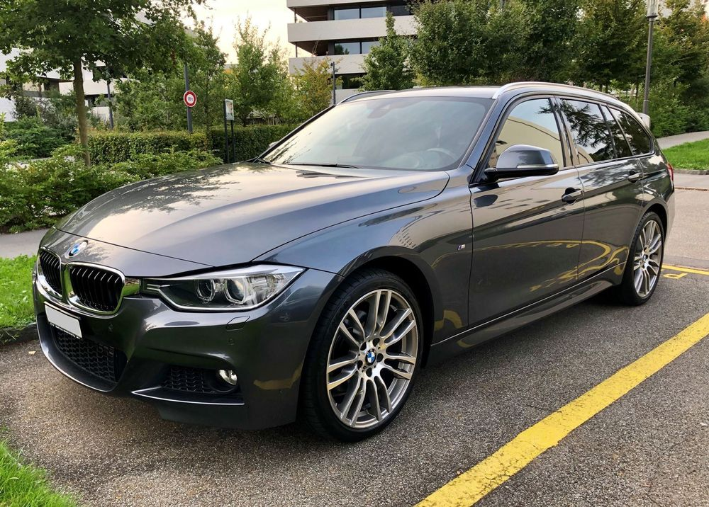 BMW 330d xDrive Touring Sport Line Steptronic
