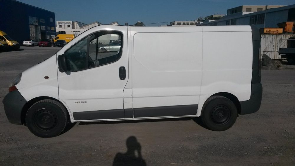 Renault Trafic 1.9 dCi 100 2.9t