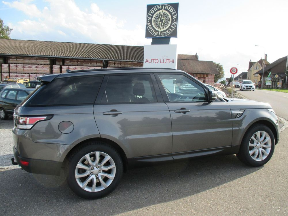 LAND ROVER Range Rover Sport 3.0 SDV6 HSE Automatic