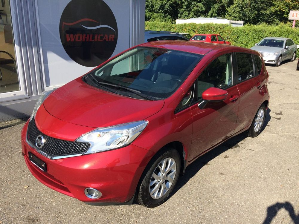 Nissan Note 1.5 dCi acenta+