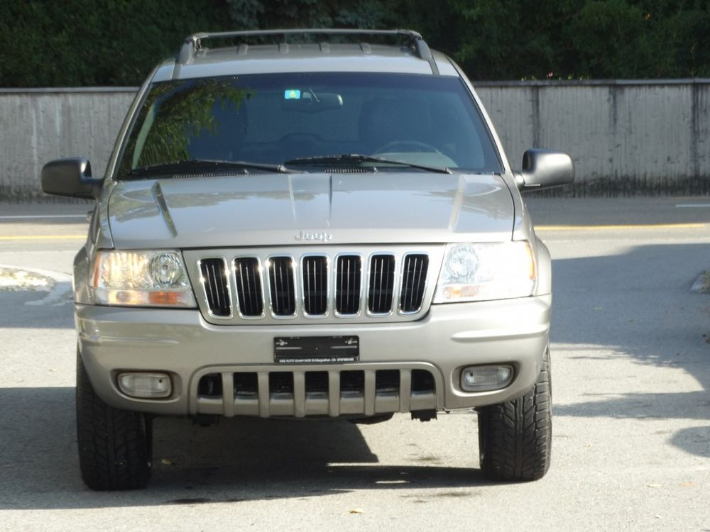 Jeep Grand Cherokee 4.7 Limited Automatic